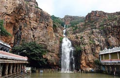Kapilateertham-Waterfalls