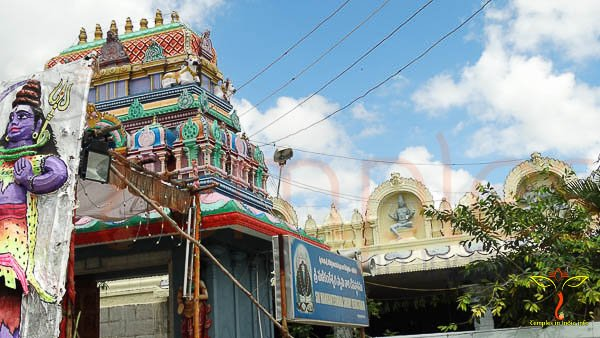 Sri Manikanteswara Swamy Temple Kanipakam