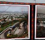 Panoramic View of the Gallery tirumala