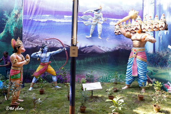 Rama-and-Ravana-war