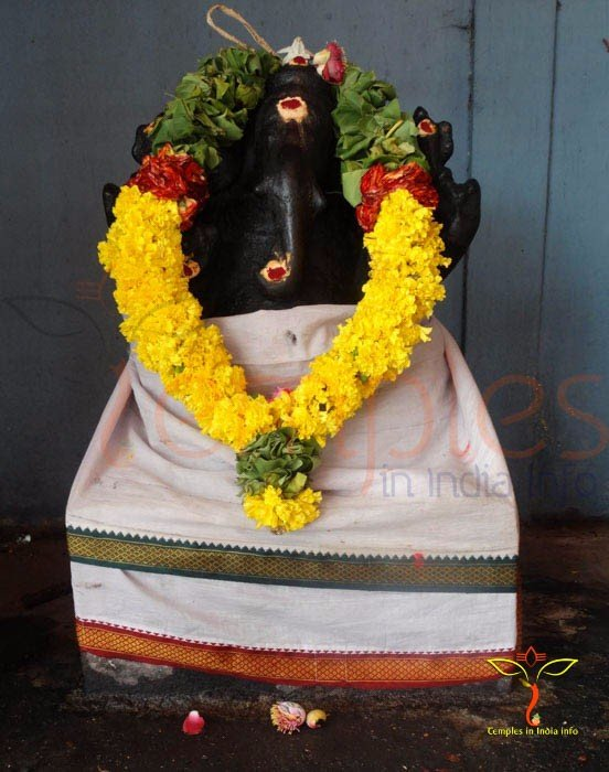 Lord Ganesh Sri Desamma Temple