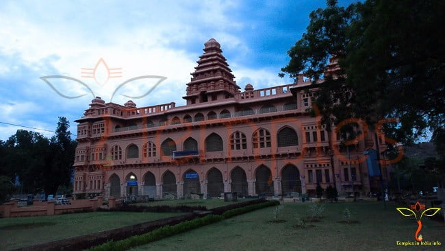 chandragiri fort-raja-mahal