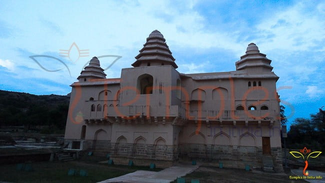 chandragiri fort-ranimahal