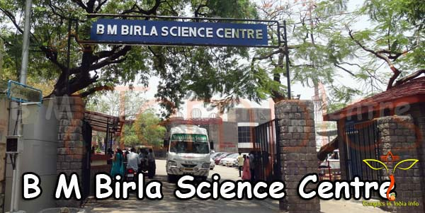 B M Birla Science Centre