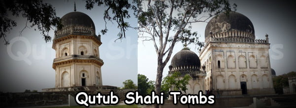 Hyderabad Qutub Shahi Tombs