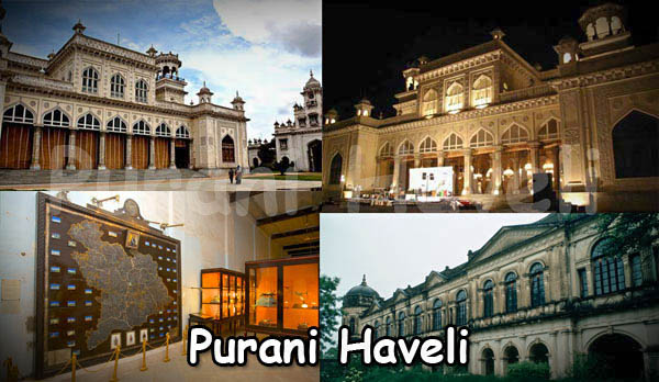 Purani Haveli Hyderabad