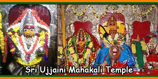 Sri Ujjaini Mahakali Temple in Secunderabad