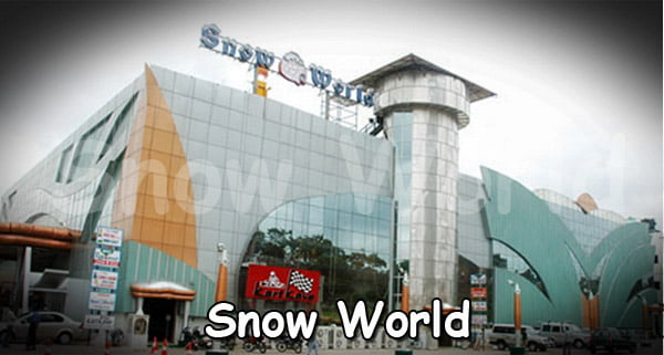 Snow world