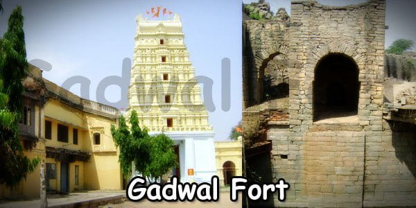 Chennakesava Swamy Temple Gadwal Fort