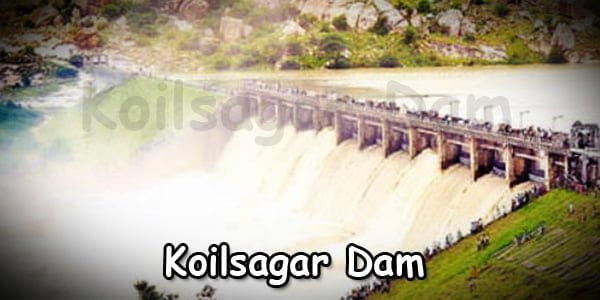 Koilsagar Dam Project