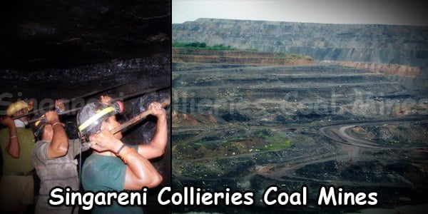 Singareni Collieries Coal Mines
