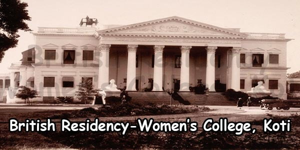 British Residency Koti women's College