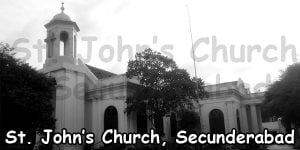St. John's Church, Secunderabad