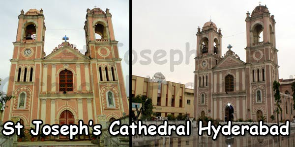 St Joseph's Cathedral Hyderabad