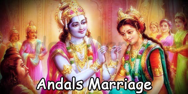 Andals Marriage