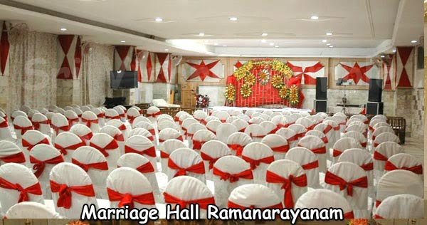 Sri Sita Rama Marriage Hall Ramanarayanam