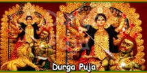 Durga Puja - Traditions