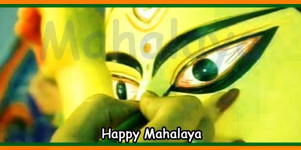 Happy Mahalaya