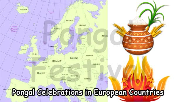 Pongal Celebrations in European Countries