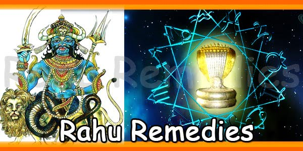 Rahu Remedies