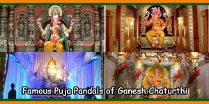 Famous Puja Pandals of Ganesh Chaturthi