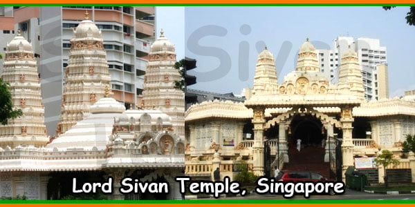 Lord Sivan Temple, Singapore