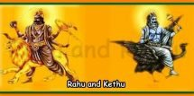 Rahu and Kethu