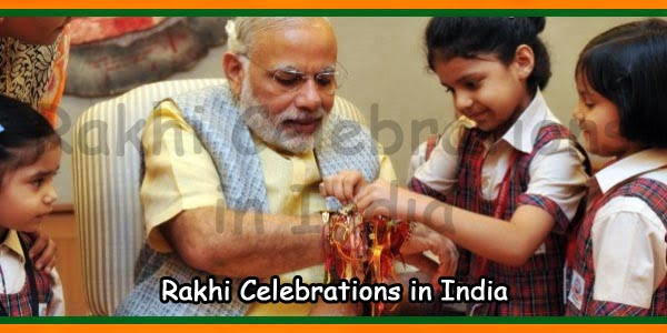 Rakhi Celebrations in India