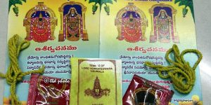 Sri-Balaji-Blessing-for-Newly-weds