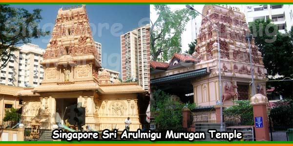 Singapore Sri Arulmigu Murugan Temple