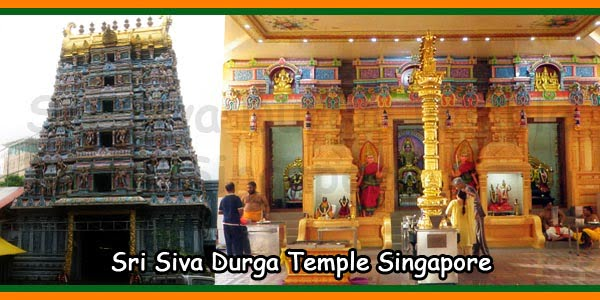 Sri Siva Durga Temple Singapore
