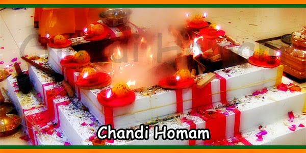 Puja Materials for Chandi Homam | Pooja items to perform Chandi