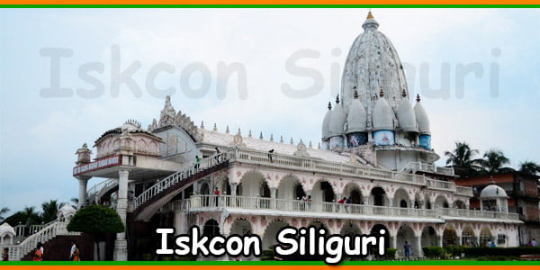 List of ISKCON Temples in India and United States | Sri