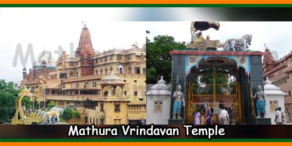Mathura Vrindavan-Temple