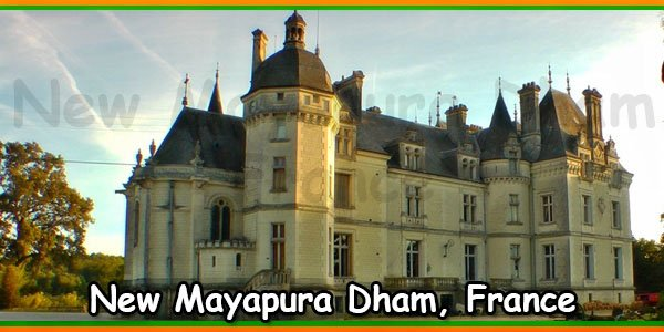 New Mayapura Dham France