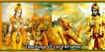 Teachings of Lord Krishna