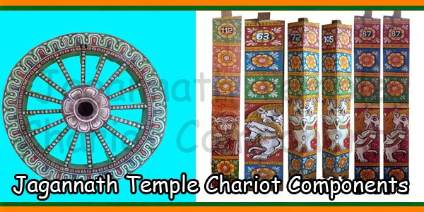 Jagannath-Temple-Chariot-Components