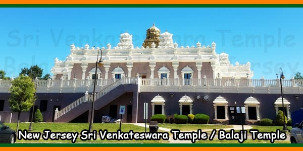 Pujas Performed In New Jersey Balaji Temple Timings – Temples In