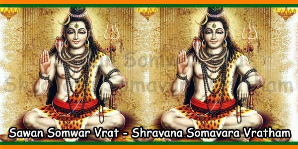 North Sawan Somwar Pooja Date And Puja Time 2019 – Temples