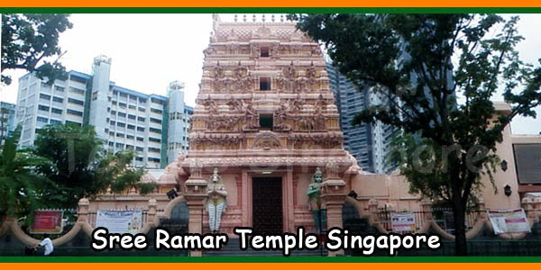 Sree Ramar Temple Singapore