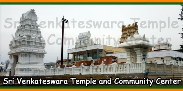 Sri Venkateswara Temple and Community Center