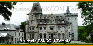 Brussels ISKCON Temple