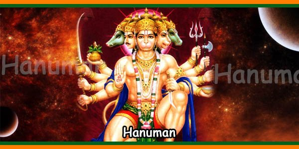 1000 Names of God Hanuman English Mantra – Temples In India