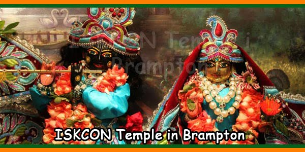 ISKCON Temple in Brampton