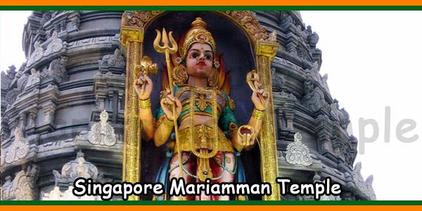 Singapore Mariamman Temple