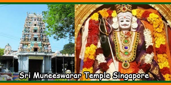Sri Muneeswarar Temple Singapore