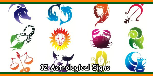 12 Astrological Signs And its Mantras | 12 Astrology Zodiac