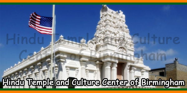 Hindu Temple and Culture Center of Birmingham