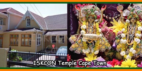 ISKCON Temple Cape Town
