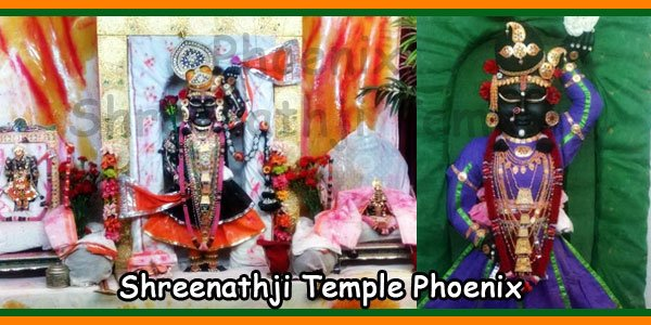 Shreenathji Temple Phoenix